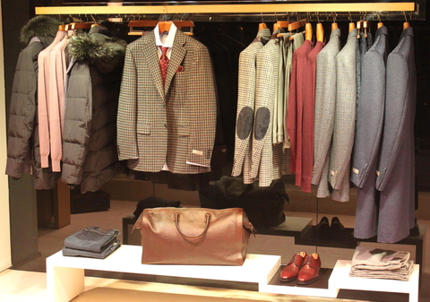 Canali suits are the epitome of Italian brand fashion design, and is a trusted fashion brand throughout the world.